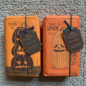 Gift Bag 2 Castelbel Luxe Halloween Soap Edition